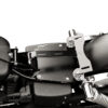 2006-up dyna motorcycle seat conversion kit - ends cuoio