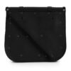 Motorcycle leather bag for harley davidson street - ends cuoio big ben