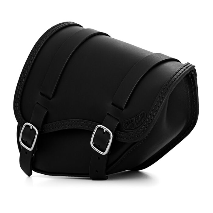 borsa in cuoio destra per moto indian scout bobber sixty - ends cuoio tomahawk