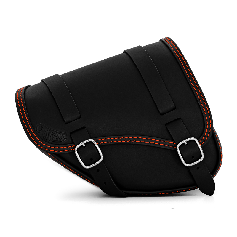 leather saddlebag for indian scout bobber sixty - ends cuoio tomahawk cta