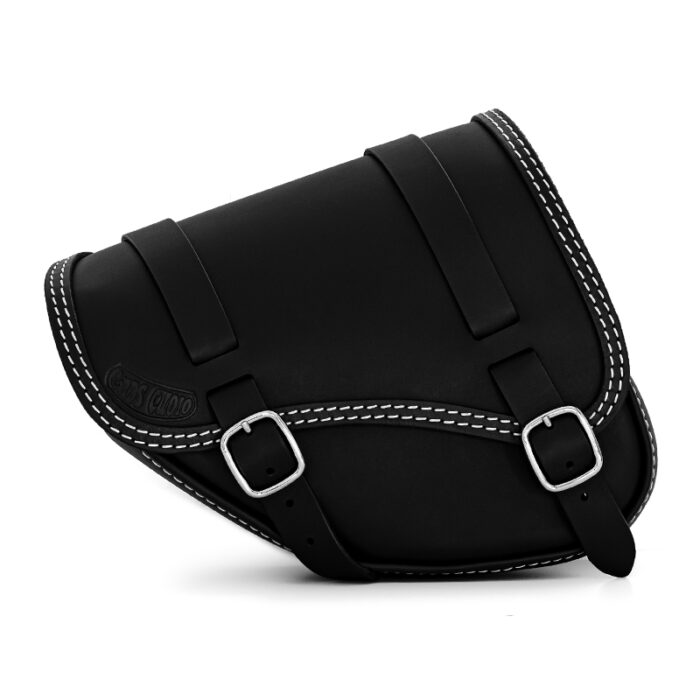 leather saddlebag for indian scout bobber sixty - ends cuoio tomahawk ctbi