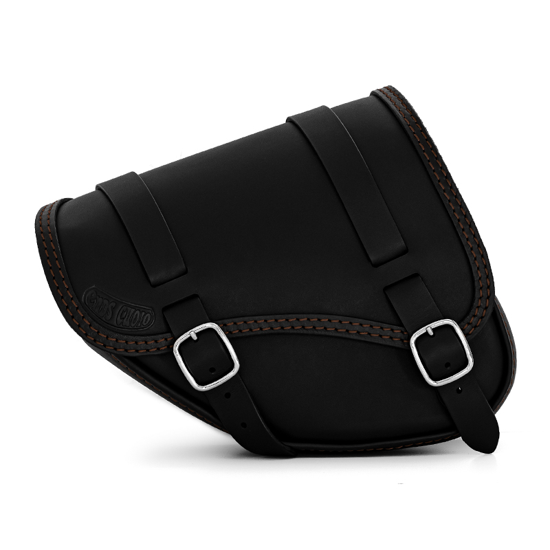leather saddlebag for indian scout bobber sixty - ends cuoio tomahawk ctc