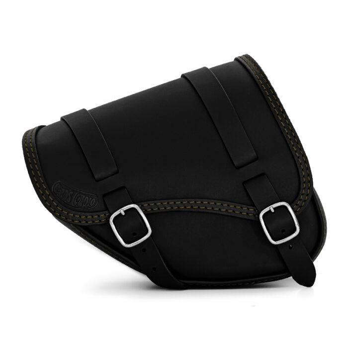 leather saddlebag for indian scout bobber sixty - ends cuoio tomahawk ctv
