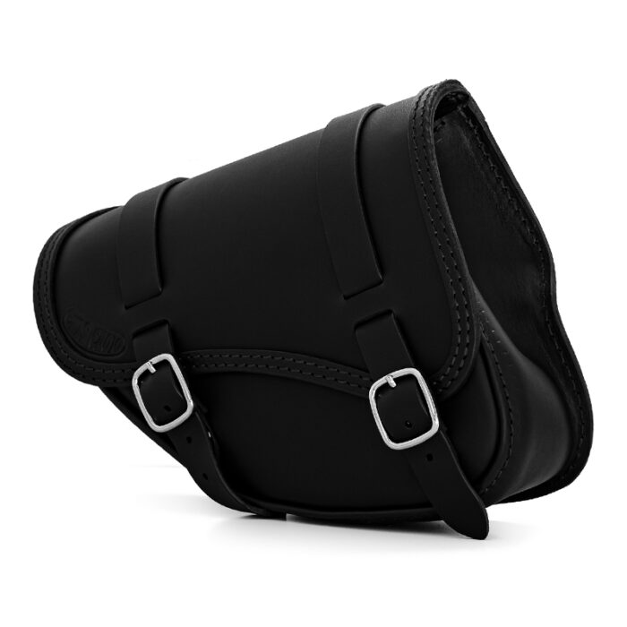 leather sidebag for indian scout bobber sixty - ends cuoio tomahawk