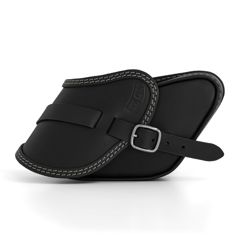 motorcycle leather saddlebag for harley davidson dyna - ends cuoio pop ctbi