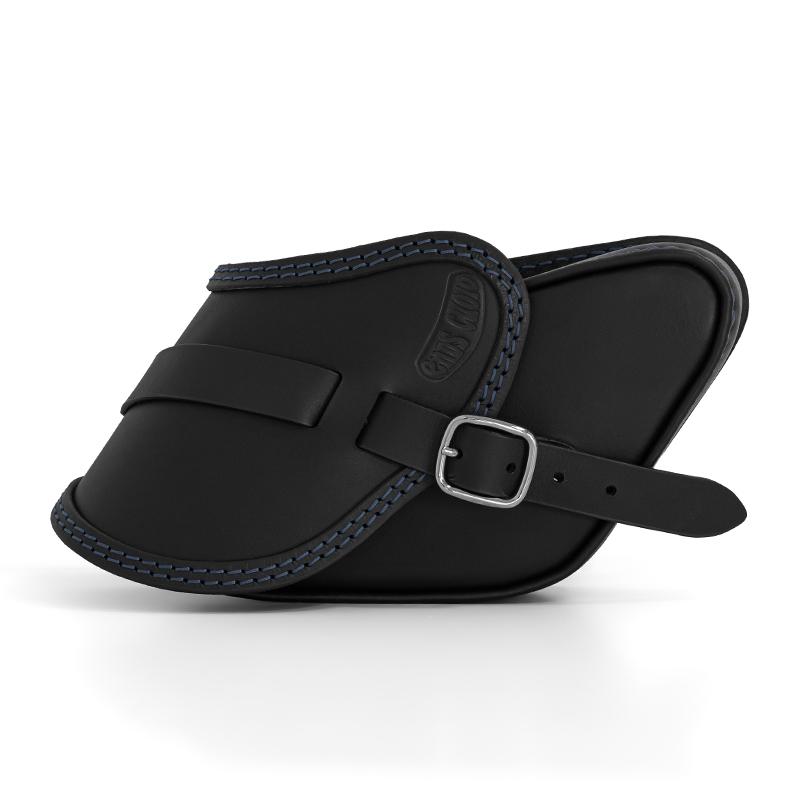 motorcycle leather saddlebag for harley davidson dyna - ends cuoio pop ctbl