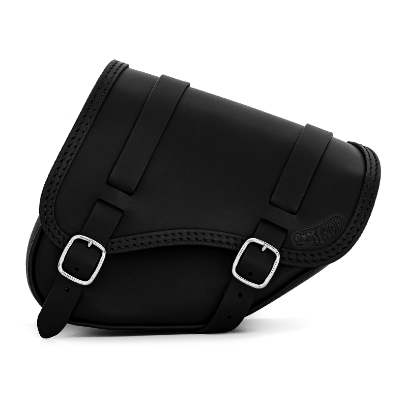 motorcycle leather saddlebag for indian scout bobber sixty - ends cuoio tomahawk