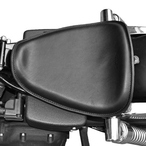 motorcycle leather seat for harley davidson dyna - ends cuoio dyna low