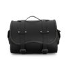 motorcycle sissybar leather bag for harley davidson & indian motorcycle - ends cuoio big sissy ctbi