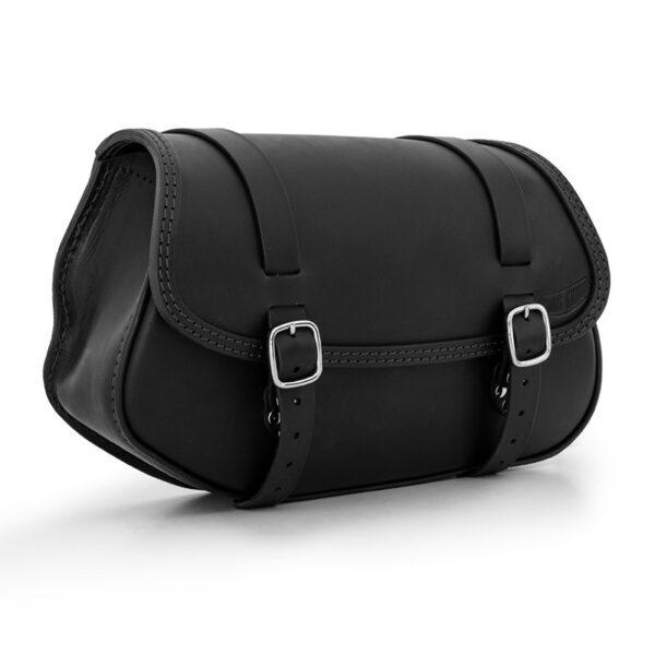 Leather saddlebag for bmw r ends cuoio hamburg