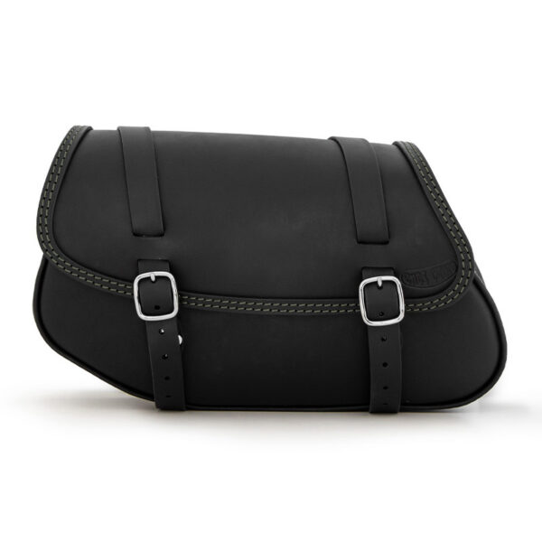 Motorcycle leather side bag for bmw r ends cuoio hamburg ctv