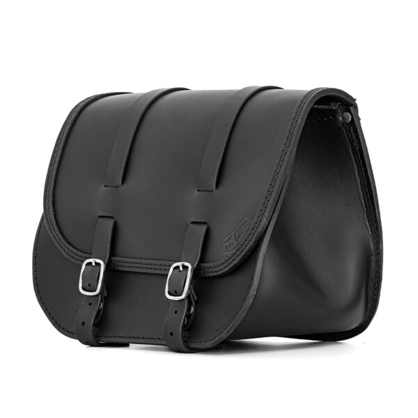 motorcycle leather saddle bag for bmw r ends cuoio dresden