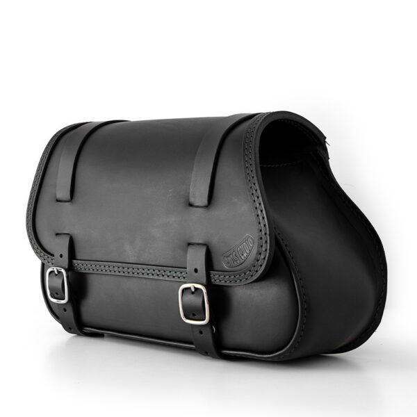 motorcycle leather saddle bag for bmw r ends cuoio munich
