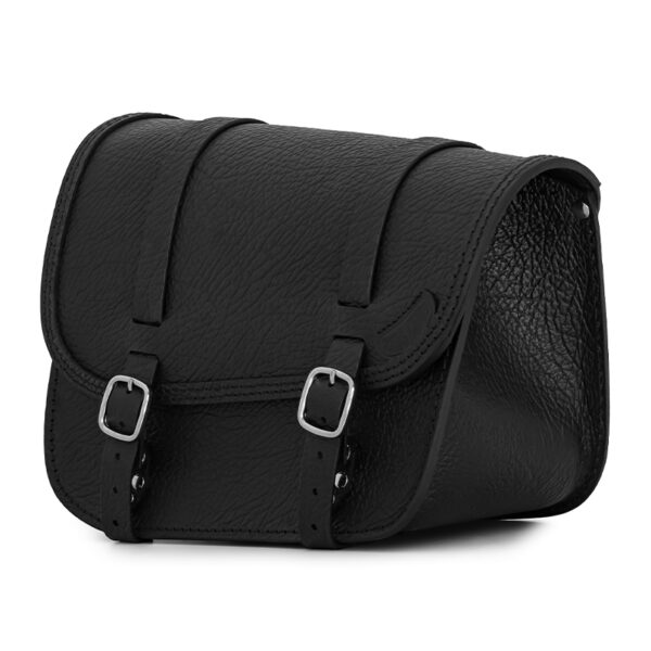 motorcycle leather saddle bag for bmw r 18 - ends cuoio stuttgart anti