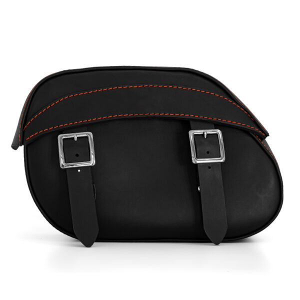 motorcycle leather saddlebag for BMW R ends cuoio berlin cta