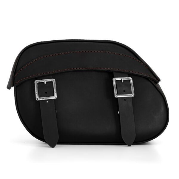 motorcycle leather saddlebag for BMW R ends cuoio berlin ctc