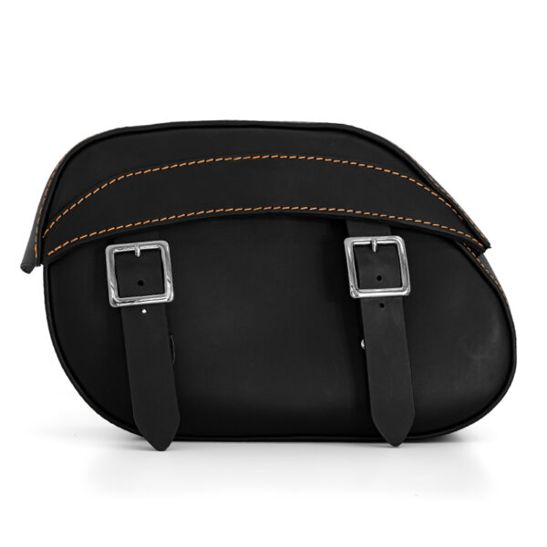 motorcycle leather saddlebag for BMW R ends cuoio berlin ctoc