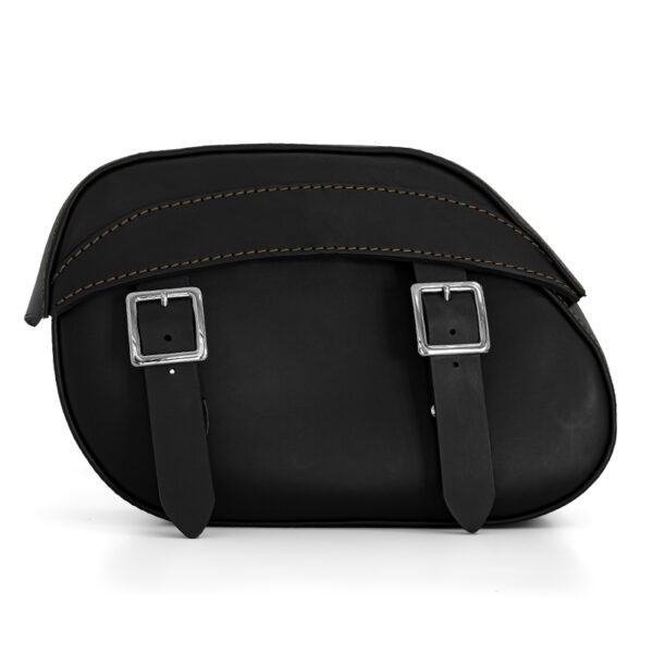 motorcycle leather saddlebag for BMW R ends cuoio berlin ctv