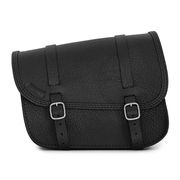 motorcycle leather saddlebag for bmw r 18 - ends cuoio stuttgart anti dx
