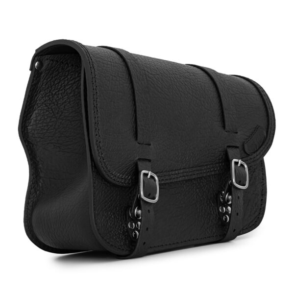 motorcycle leather side bag for bmw r 18 - ends cuoio stuttgart anti