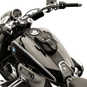 motorcycle detachable leather tank bag for bmw r classic ends cuoio smart bag