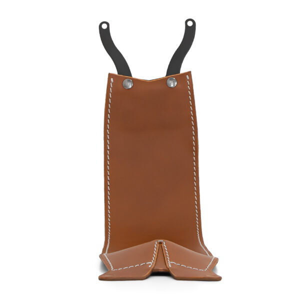 motorcycle leather tank cover for indian scout bobber - ends cuoio dt