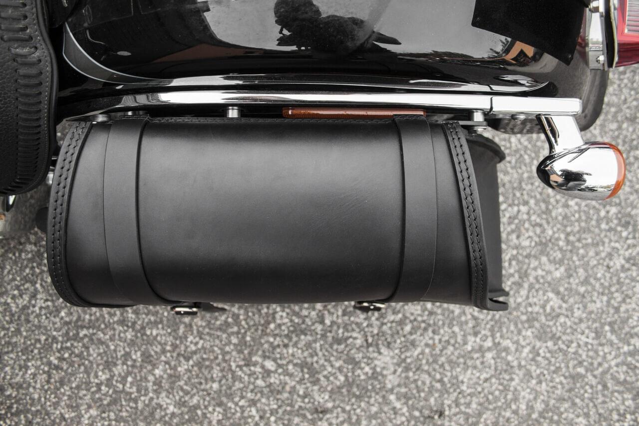 Apertura rapida magnetica per borse in cuoio